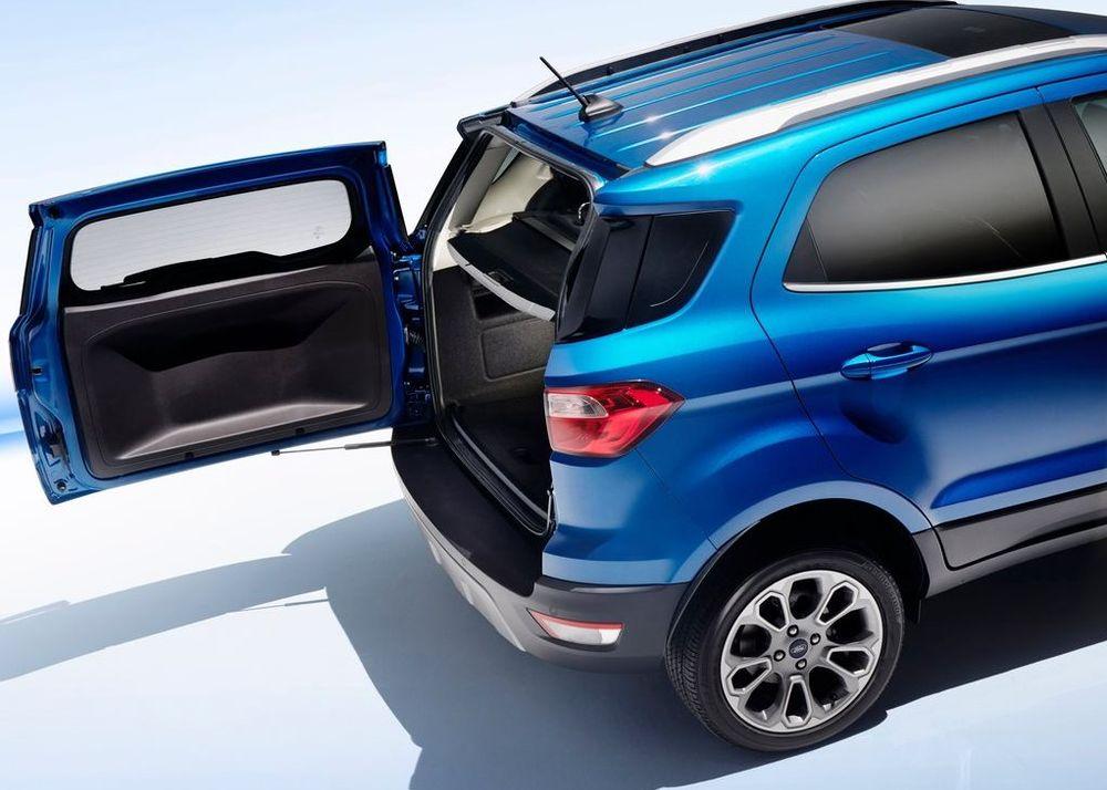 Ford EcoSport 2019, Qatar