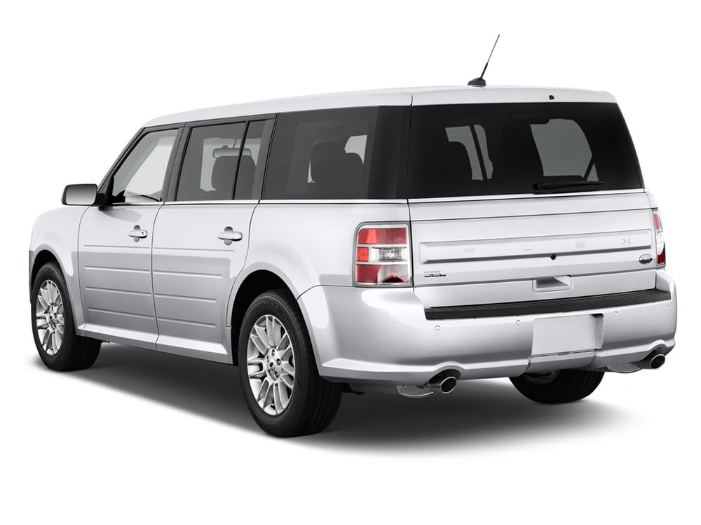 Ford Flex 2019, Kuwait
