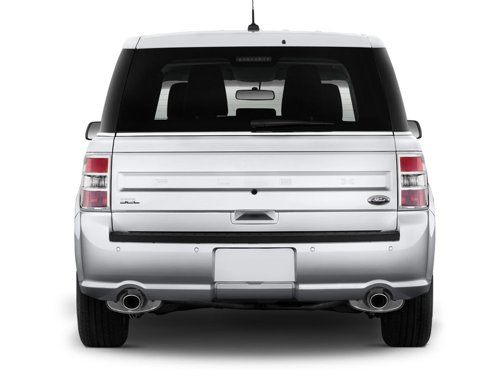 Ford Flex 2019, Oman