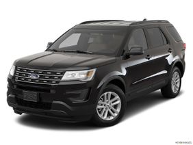 Ford Explorer 2019, Kuwait