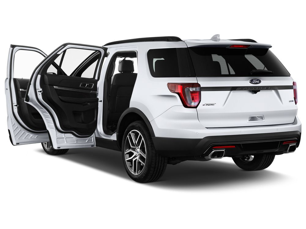 Ford Explorer 2019, Saudi Arabia