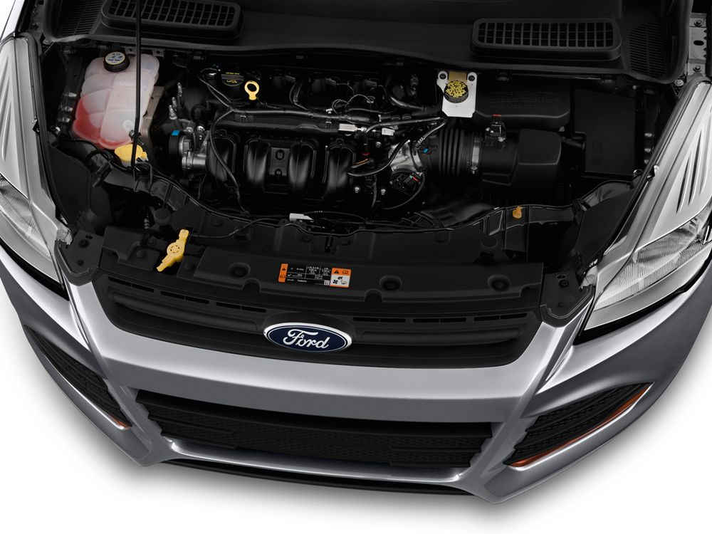 Ford Escape 2019, United Arab Emirates
