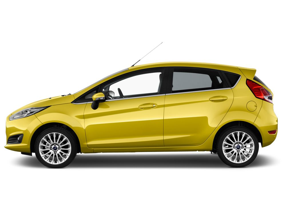 Ford Fiesta 2019, Egypt