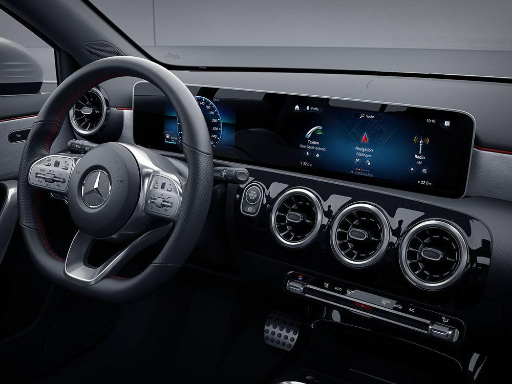 Mercedes-Benz A-Class 2019, Qatar
