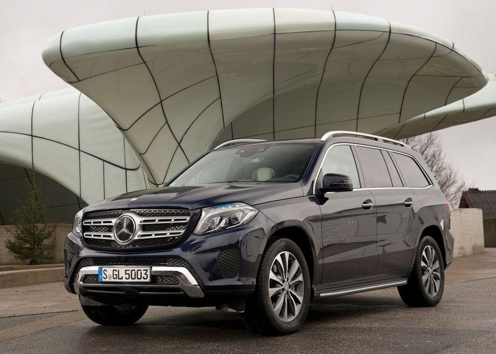 Mercedes-Benz GLS 2019, Bahrain