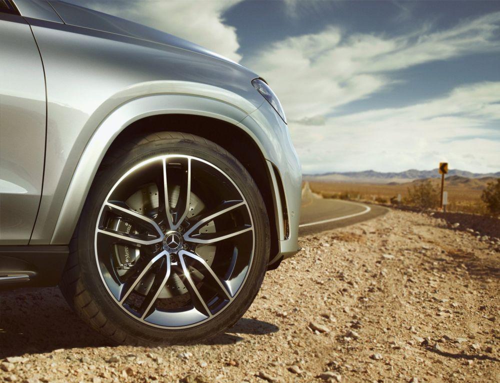 Mercedes-Benz GLE-Class 2019, Kuwait