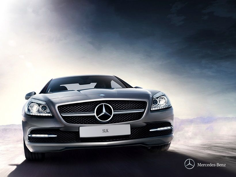 Mercedes-Benz SLK-Class 2019, Kuwait