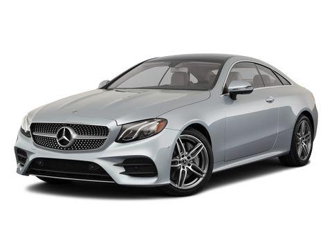 Mercedes-Benz E-Class Coupe 2019, United Arab Emirates