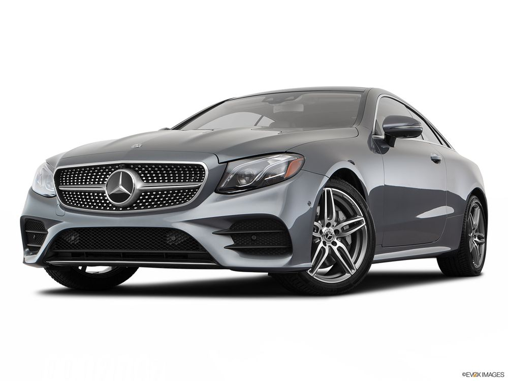 Mercedes-Benz E-Class Coupe 2019, Saudi Arabia
