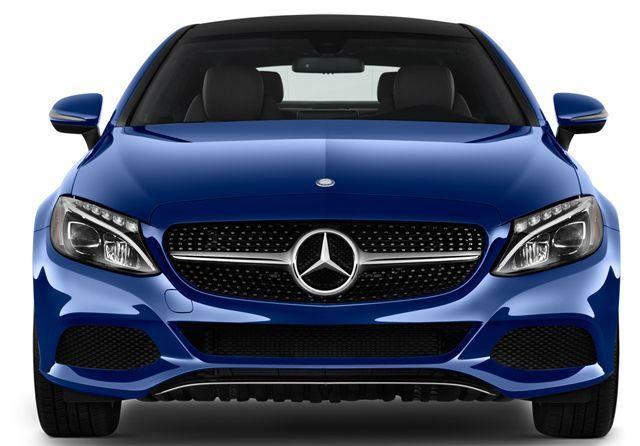Mercedes-Benz C-Class Coupe 2019, United Arab Emirates