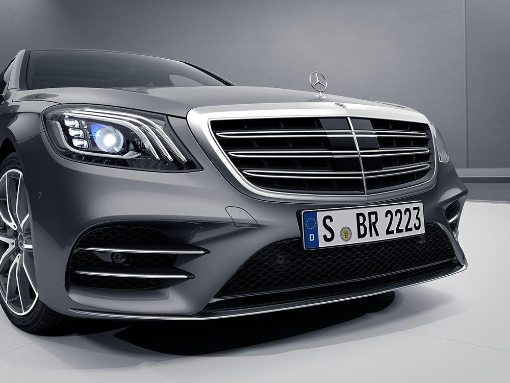 Mercedes-Benz S-Class 2019, Saudi Arabia