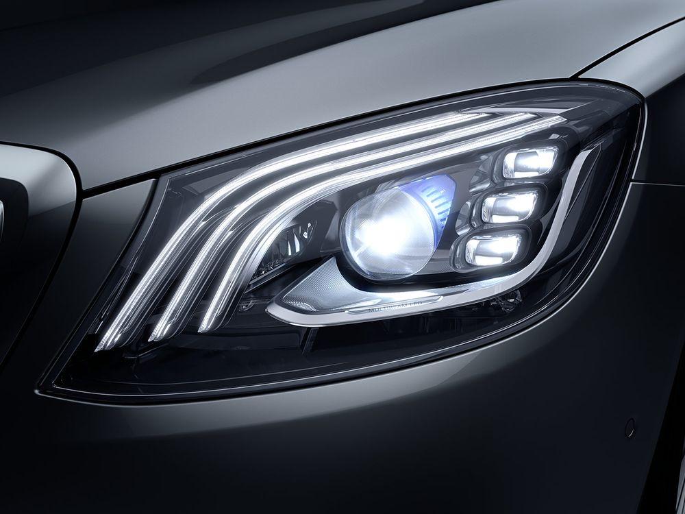 Mercedes-Benz S-Class 2019, Oman