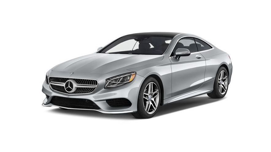 Mercedes-Benz S-Class Coupe 2019, Oman