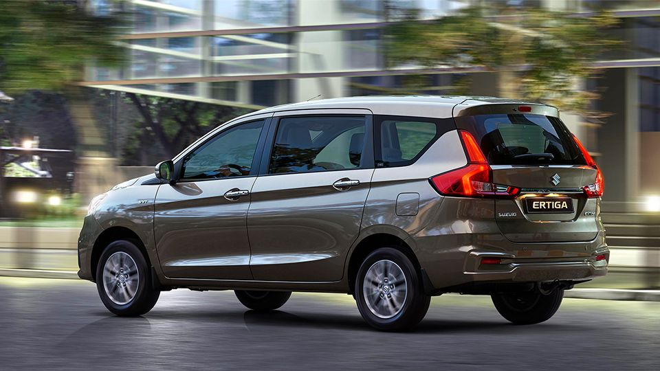 Suzuki Ertiga 2019, United Arab Emirates