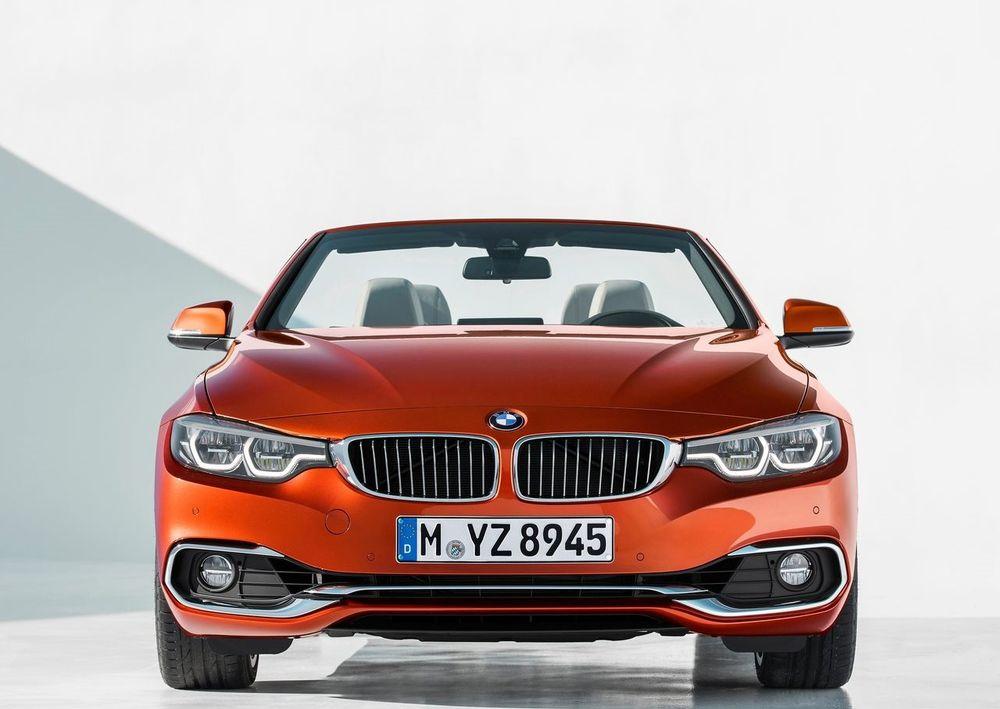BMW 4 Series Convertible 2019, Bahrain