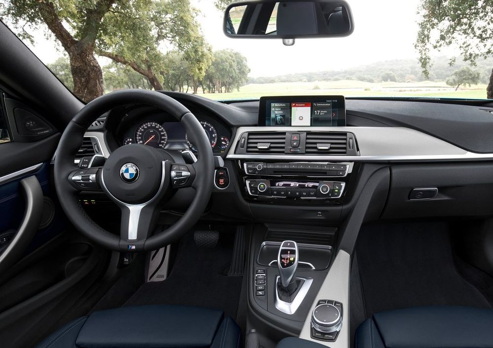 BMW 4 Series Coupe 2019, Oman