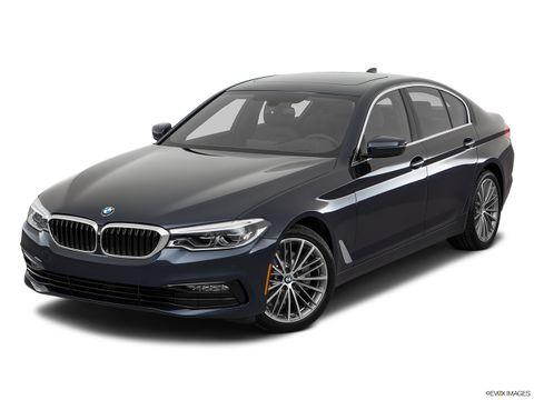 BMW 5 Series 2019, Kuwait