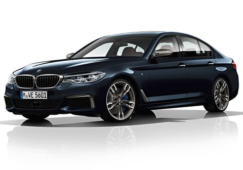 Bmw 5 Series 2019 540i In Uae New Car Prices Specs Reviews Amp