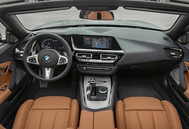BMW Z4 Roadster 2019, Kuwait