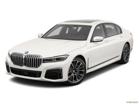 BMW 7 Series 2019, United Arab Emirates