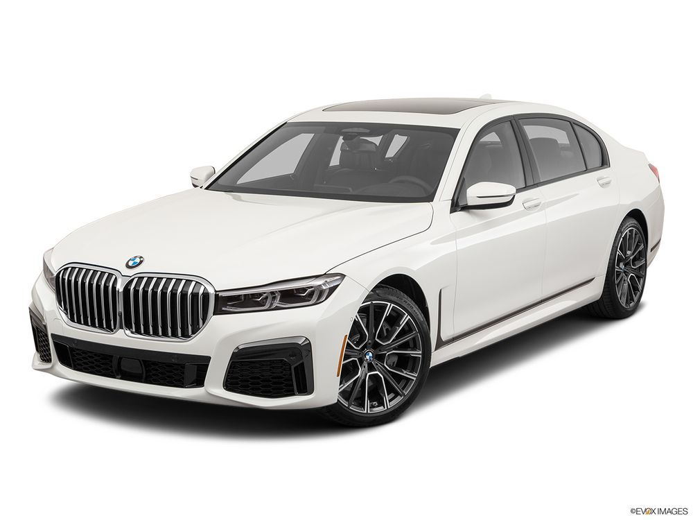 BMW 7 Series 2019, Egypt