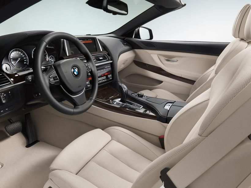 BMW 6 Series Convertible 2019, Oman