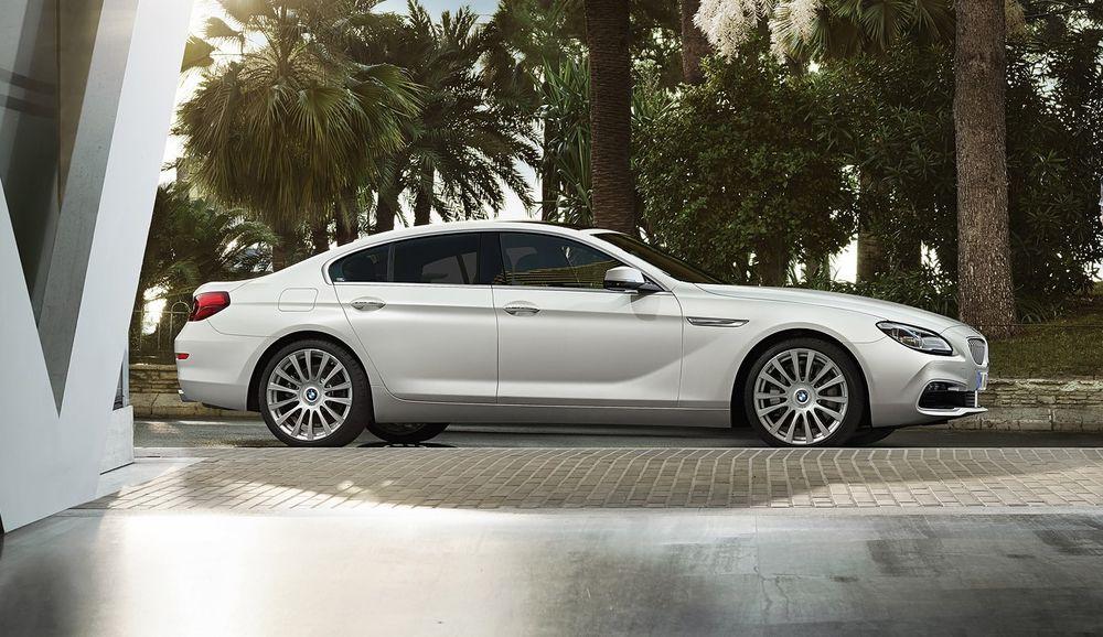 BMW 6 Series Gran Coupe 2019, Oman
