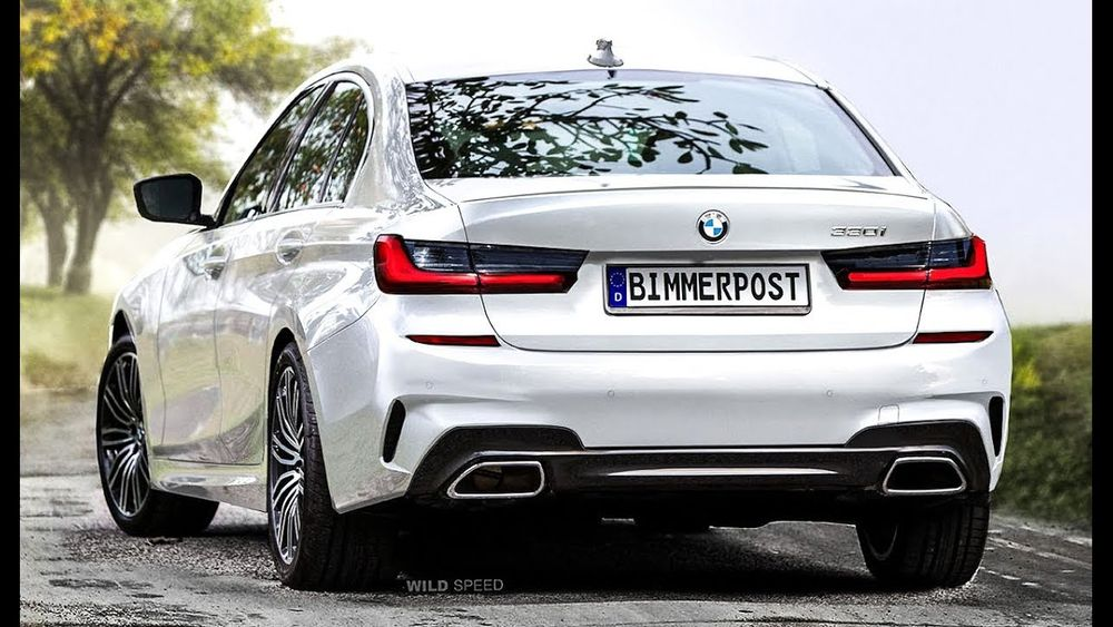 BMW 3 Series 2019, Saudi Arabia