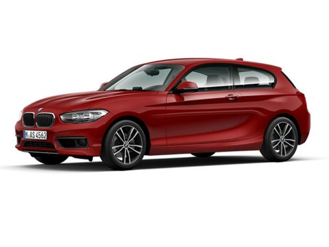 BMW 1 Series 2019, Egypt