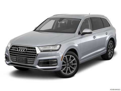 Audi Q7 Price in UAE - New Audi Q7 Photos and Specs | YallaMotor