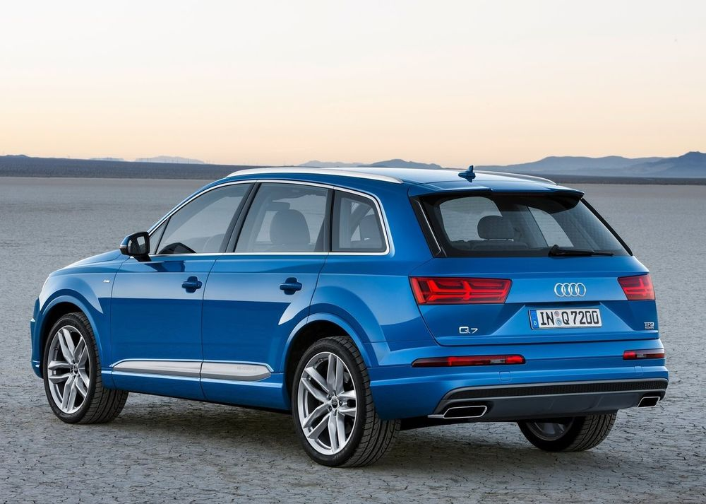 Audi Q7 2019, United Arab Emirates