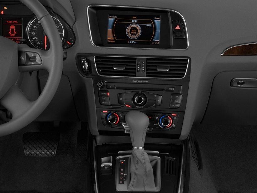 Audi Q5 2012, Oman