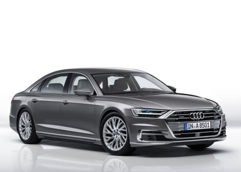 Audi A8 L 2019 55 Tfsi Quattro Base 340 Hp In Uae New Car Prices