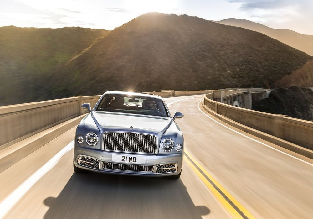Bentley Mulsanne 2019, Egypt