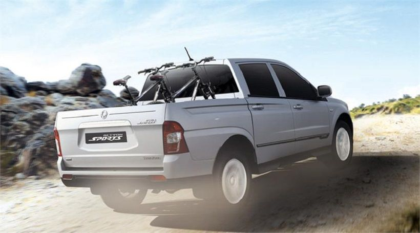 SsangYong Actyon Sport 2019, Oman