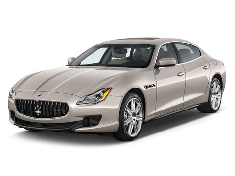 Maserati Quattroporte 2019, Kuwait
