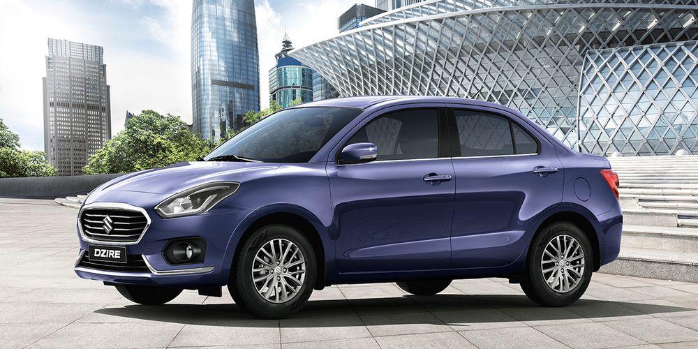 Suzuki Dzire 2019, Kuwait