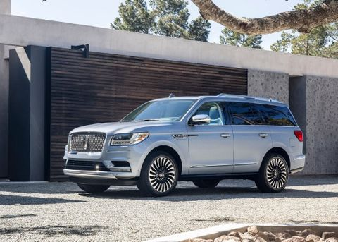 Lincoln Navigator 2019 3 5l Reserve L In Kuwait New Car Prices