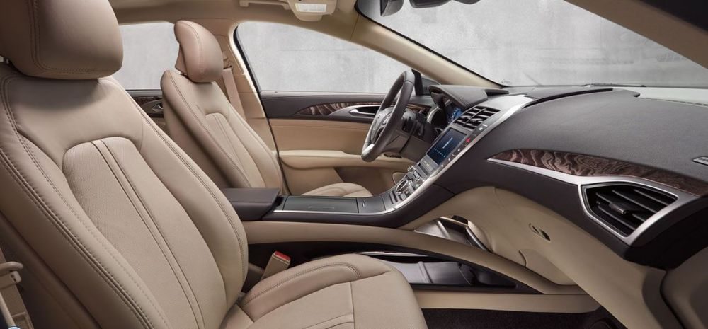Lincoln MKZ 2019, Saudi Arabia