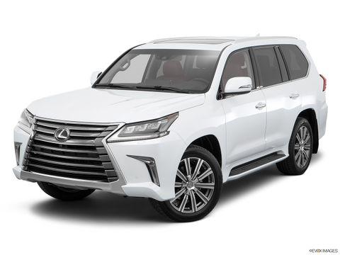 Lexus LX 2019, Kuwait