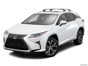 Lexus RX 2019, United Arab Emirates
