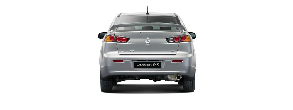 Mitsubishi Lancer EX 2019, Oman