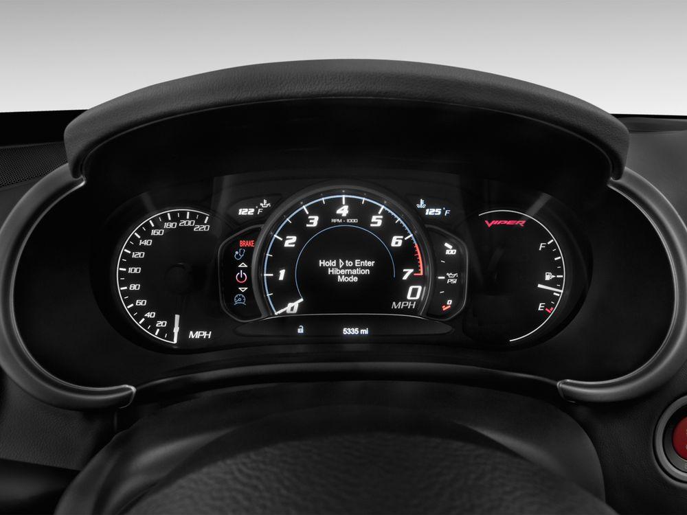 Dodge Viper 2019, Kuwait