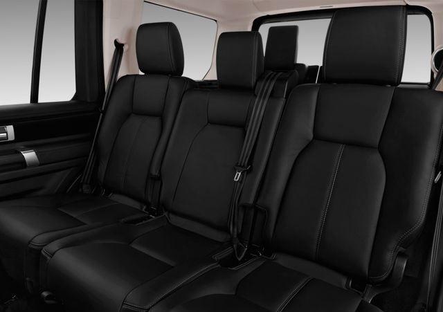 Land Rover LR4 2019, Oman