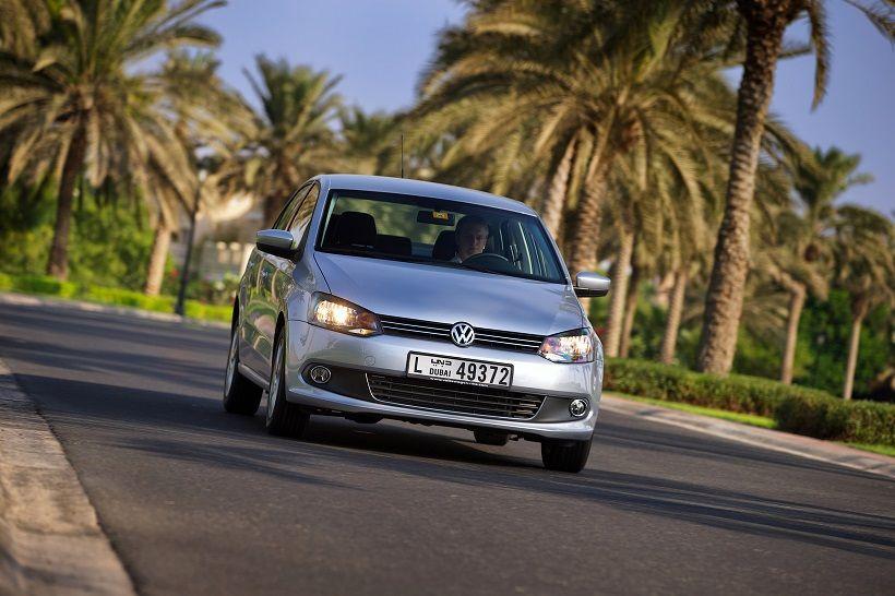 Volkswagen Polo 2019, Kuwait