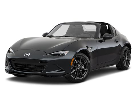 Mazda MX-5 Convertible Hard Top 2019, Kuwait