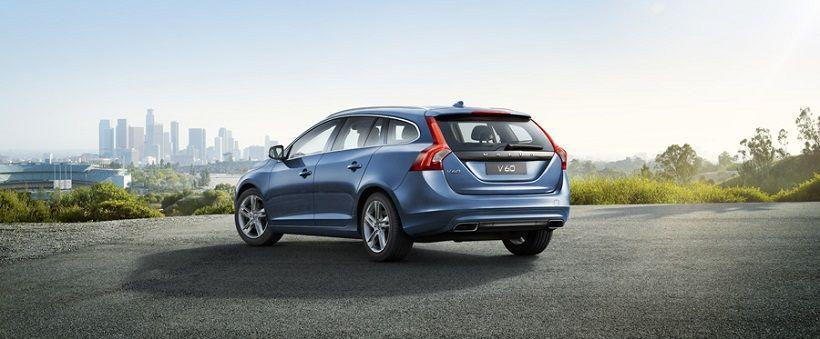 Volvo V60 2019, Qatar