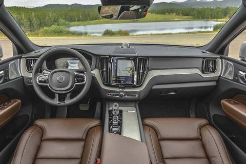 Volvo V40 2019 T5 R Design Highline In Uae New Car Prices Specs Reviews Amp Photos Yallamotor