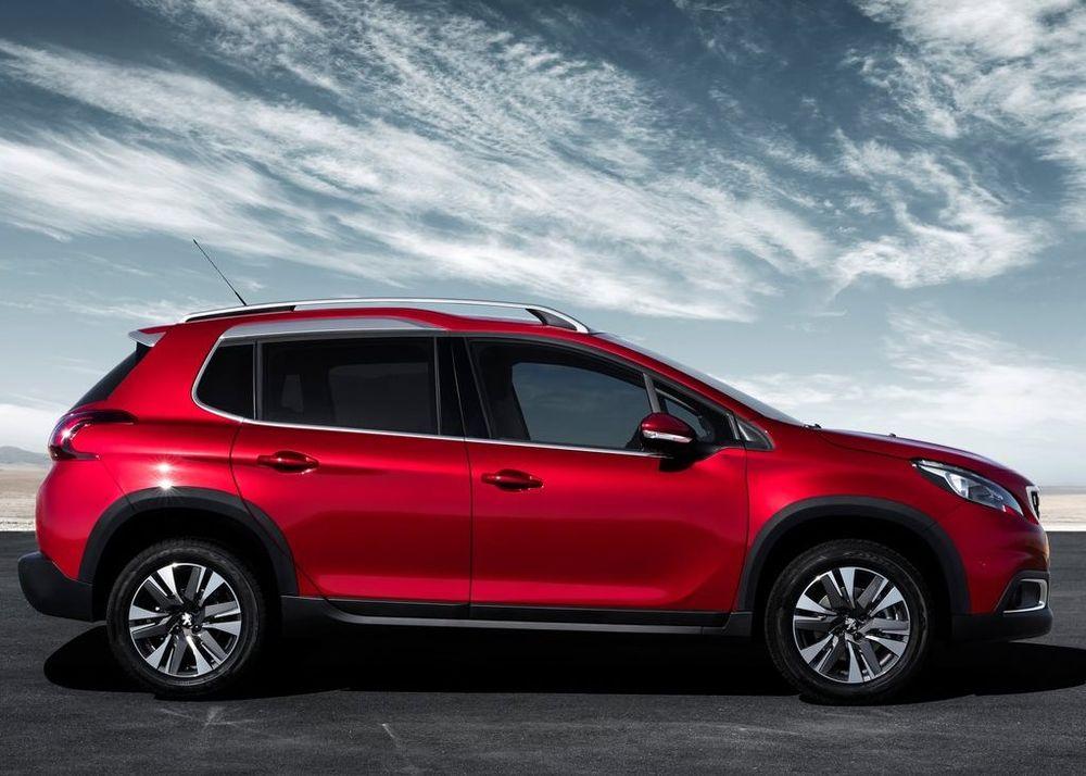 Peugeot 2008 2019, Kuwait