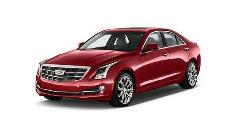 Cadillac Ats 2019 2 0t Standard In Uae New Car Prices Specs